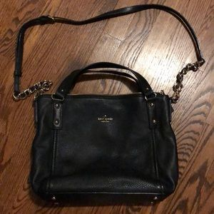 Kate Spade Black Cobble Hill crossbody